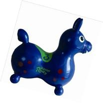 Gymnic Rody Horse Hop and Ride On - Racin' Blue