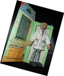 Hallmark Collectible Doll - George Washington Carver, Famous