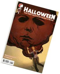 Halloween the First Death of Laurie Strode 1 VARIANT COVER