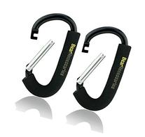 Handy Stroller Hooks, Perfect Stroller Accessories Clips On