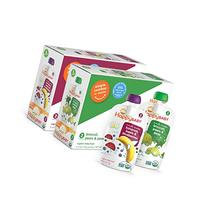 Happy Baby Organic Stage 2 Baby Food, Simple Combos, Beets