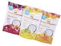 Happy Baby happy creamies Veggie & Fruit Snacks Variety 3