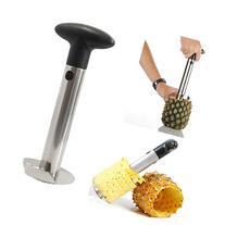 Happy Hours - Stainless Steel Fruit Pineapple Peeler /