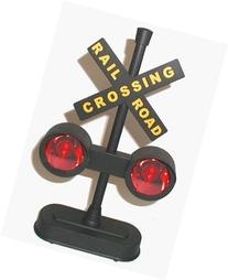 Hayes 15887 Railroad Train / Track Crossing Sign with