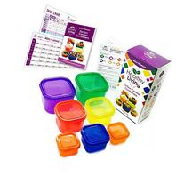 Healthy Living 7 Piece Portion Control Containers Kit  -