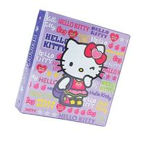 Hello Kitty Girlie Sports #10358 3-Ring Binder Back to