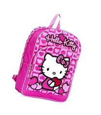 Hello Kitty Pink Backpack 16