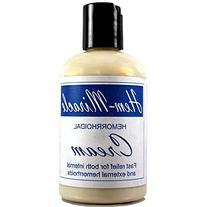 Hem-Miracle Natural Hemorrhoidal Cream - 4 oz