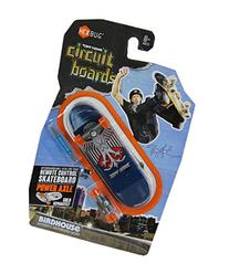 Hexbug Tony Hawk Circuit Boards Birdhouse Cartoon Blue Gray