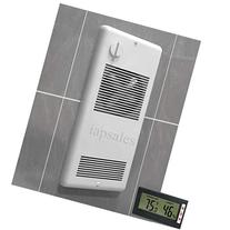 High Quality Bathroom Wall Heater & Free Thermometer Bundle