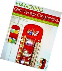 Holiday Hanging Gift Wrap Organizer, Suspends From Any
