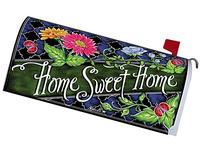 """ Home Sweet Home "" - Magnetic Mailbox Makeover Cover"