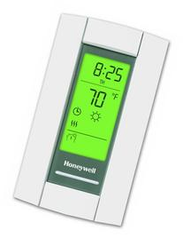 Honeywell TL8230A1003 Line Volt Thermostat 240/208 VAC 7 Day