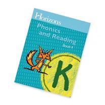 Horizons K Phonics and Reading Book 4