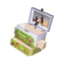Horse Ranch Music Box by Enchantmints