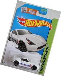 Hot Wheels, 2015 HW Workshop, Nissan 370Z  #248/250