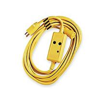 Hubbell GFP25C15A Industrial/Commercial Grade GFCI Line Cord