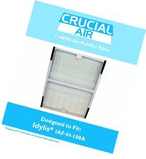 Idylis HEPA Air Purifier Filter; Fits Idylis Air Purifiers