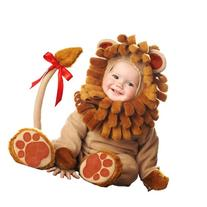 InCharacter Costumes Baby's Lil' Lion Costume, Brown, Medium
