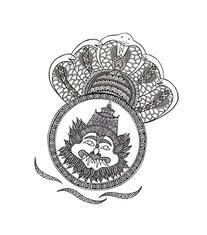 Incarnation of Lord Vishnu-Narasimha