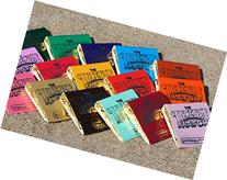 Incense Matches - 15-pack Variety - Eliminate Odors and