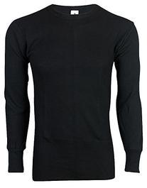Indera - Mens Big Long Sleeve Cotton Thermal Top 839LSX,