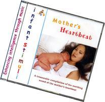 Infant Stimuli: Mother's Heartbeat CD