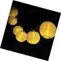 Innoo Tech Lantern Solar String Lights Outdoor Globe Lights