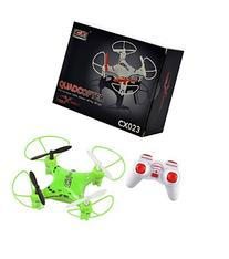 Ionic 6-Axis Gyroscope 2.4 GHz Remote Control RC Quadcopter
