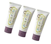Jack N' Jill Natural Toothpaste Organic 50g, Set of 3 -