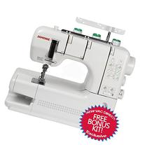 Janome CoverPro 900CPX Coverstitch Machine With Bonus