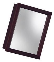 Jensen 780989 Sheridan Framed Medicine Cabinet, Espresso
