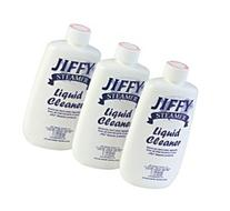 Jiffy Steamer Liquid Cleaner