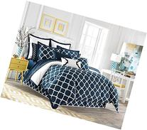 Jill Rosenwald Copley Collection Hampton Link Duvet Cover,
