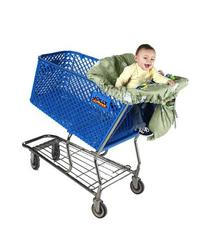 Jolly Jumper Deluxe Sani-shopper Shopping Cart Cover with