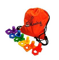 Skoolzy Nuts and Bolts Fine Motor Skills - Occupational