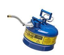 Justrite AccuFlow 7225320 Type II Galvanized Steel Safety