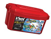 K'NEX - Deluxe Building Set - 375 Pieces - For Ages 7+