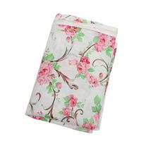 Flower Pattern Dust-proof Washing Machine Cover
