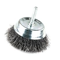 Kawasaki 840482 Coarse Crimped Wire Cup Brush, 3-Inch