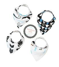 Kaydee Baby Best Bandana Drool and Dribble Bibs with