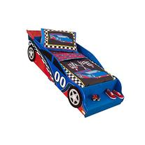 KidKraft Toddler Racecar Bedding Set