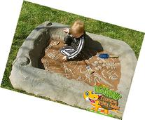 KidWise Digasaurus Activity Sandbox - Dinosaur Excavation