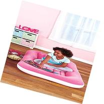 Kids Portable Bed. On The Go Folding Slumber Bed. Perfect