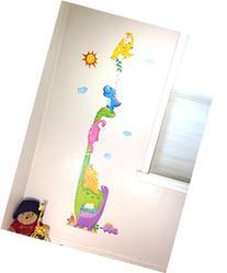 Kids Room Wall Decal Growth Chart