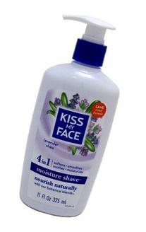 KISS MY FACE MOIST SHAVE,LAVNDR SHEA, 11 OZ
