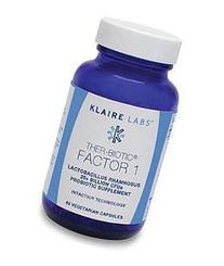Klaire Labs - Ther-Biotic Factor 1  60 Vcaps