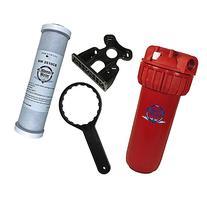 KleenWater Premier Hot Water Shower Filter - Prevents Hard