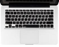 "Kuzy Korean Language Keyboard Cover for MacBook Pro 13"" 15"""