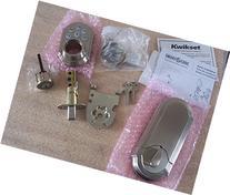 Kwikset - SmartCode 910 Single Cylinder Satin Nickel